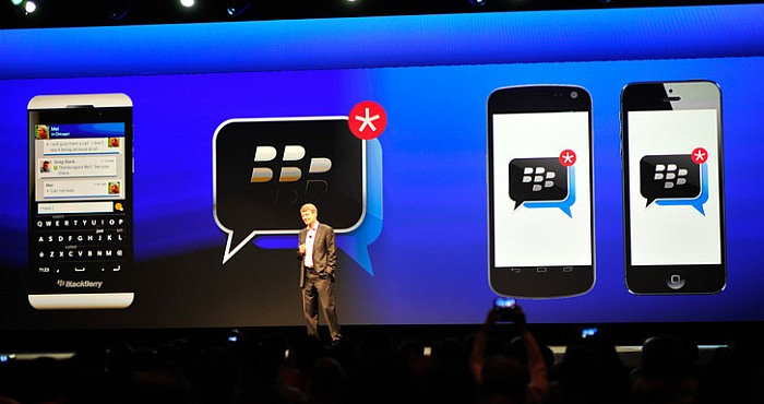 BlackBerry Messenger - BlackBerry World
