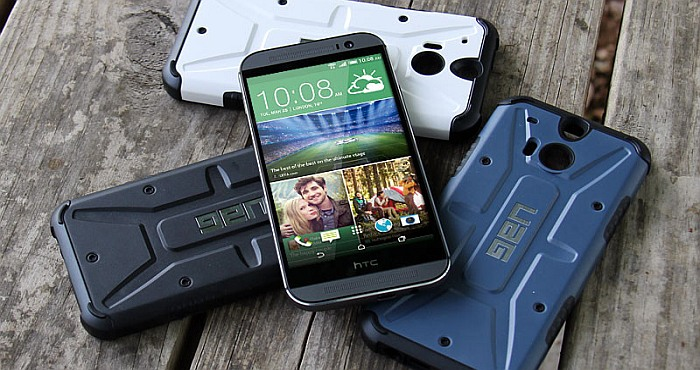 Protect your brushed-metal Android with Best HTC One M8 cases