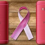 Pink HTC One M9 Rolls Out Stateside To Help Raise Awareness for Breast Cancer
